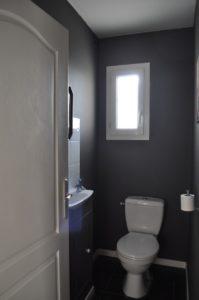 WC au RdC