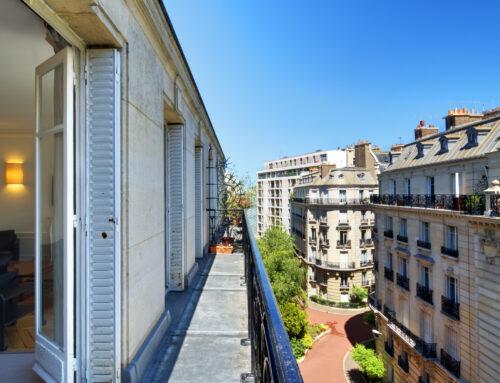 PARIS 15 DUROC, 5 PIECES, 5ème ascenseur avec balcon, 1 670 000€